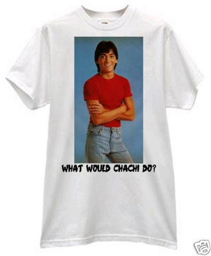 chachi t-shirt
